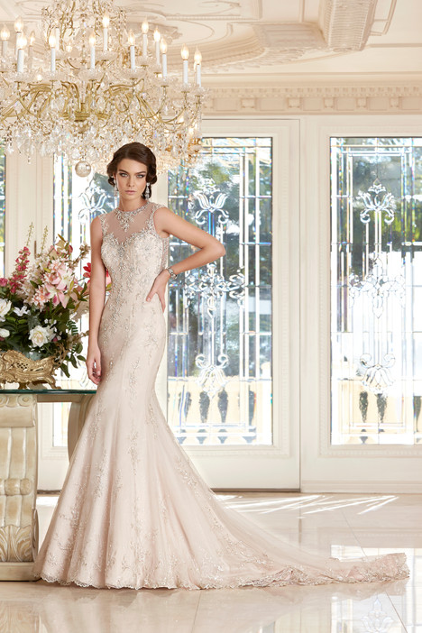 Anastasia gown from the 2015 Ivoire by Kitty Chen collection, as seen on dressfinder.ca