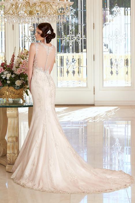 Anastasia (back) Wedding                                          dress by KittyChen Ivoire