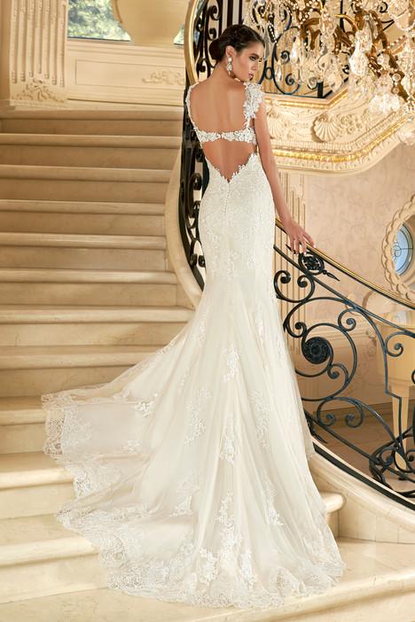 Fleur (back) Wedding                                          dress by KittyChen Ivoire
