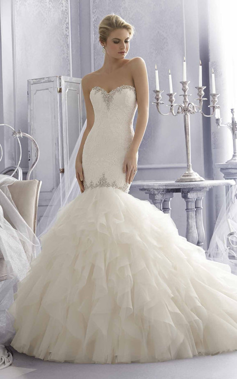 2685 gown from the 2015 Morilee Bridal collection, as seen on dressfinder.ca