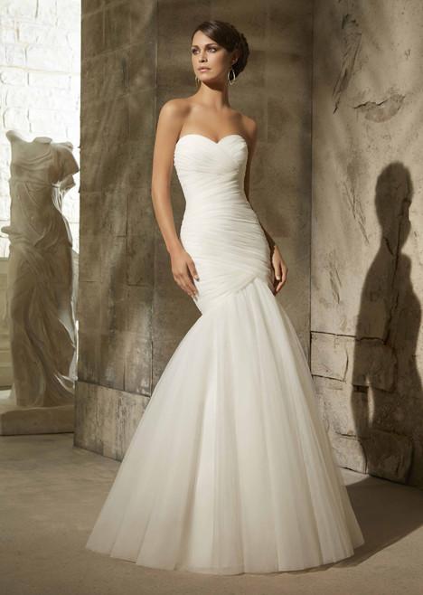 5108Z Wedding                                          dress by Morilee Blu