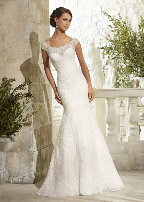 5310 gown from the 2015 Morilee Blu collection, as seen on dressfinder.ca