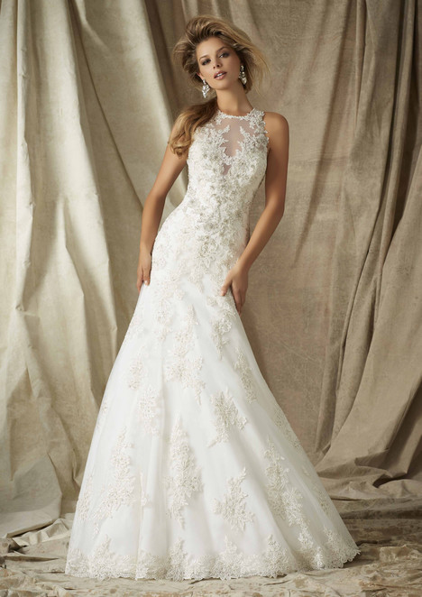 1323 Wedding                                          dress by Morilee AF Couture