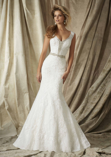 1327 Wedding                                          dress by Morilee AF Couture