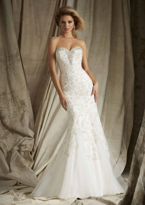 1328 Wedding                                          dress by Morilee AF Couture
