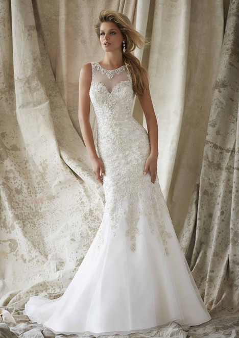 1330 Wedding                                          dress by Morilee AF Couture