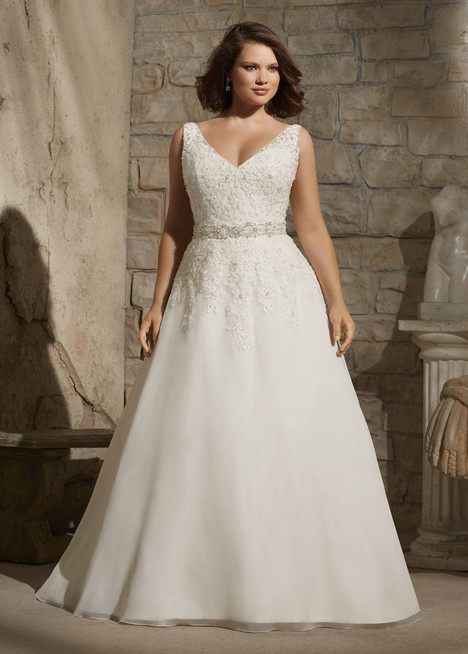 3173 Wedding                                          dress by Morilee Julietta