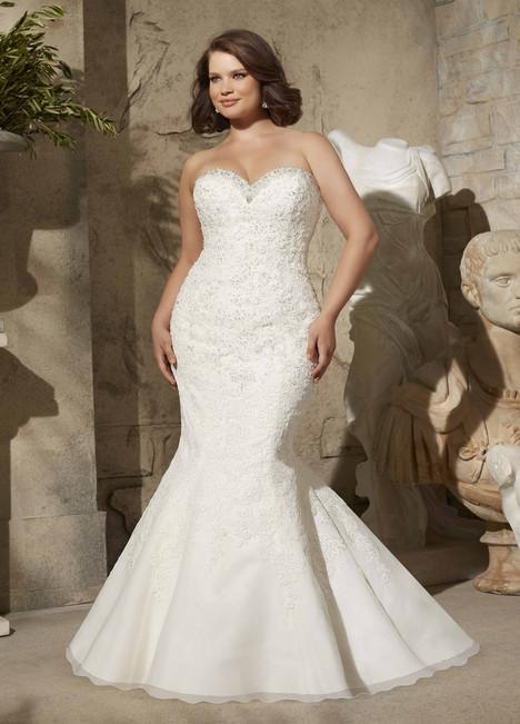 3174 Wedding                                          dress by Mori Lee: Julietta