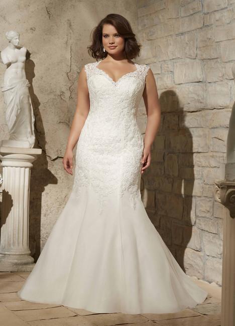 3175 Wedding                                          dress by Mori Lee: Julietta
