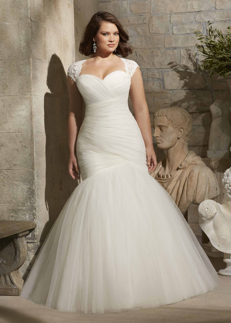 3176 Wedding                                          dress by Mori Lee: Julietta