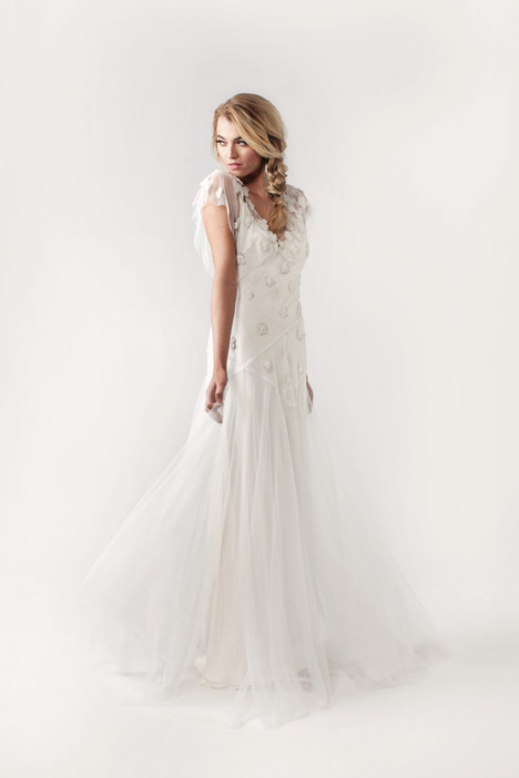 Fleur Wedding                                          dress by Sarah Janks