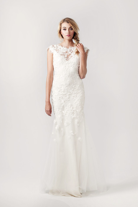 Freya Wedding                                          dress by Sarah Janks