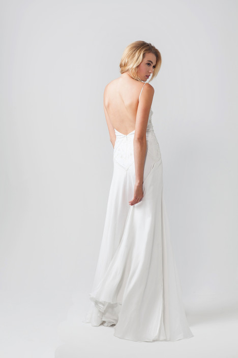 Gaby Wedding                                          dress by Sarah Janks