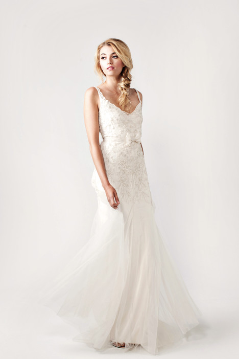Gia Wedding                                          dress by Sarah Janks