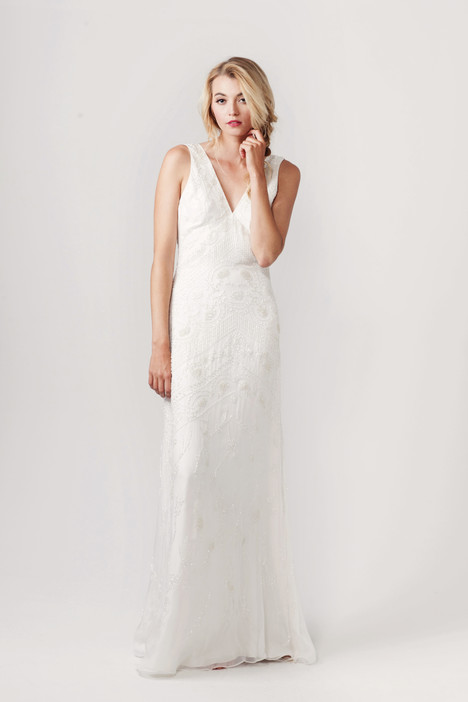 Giulliana Wedding                                          dress by Sarah Janks