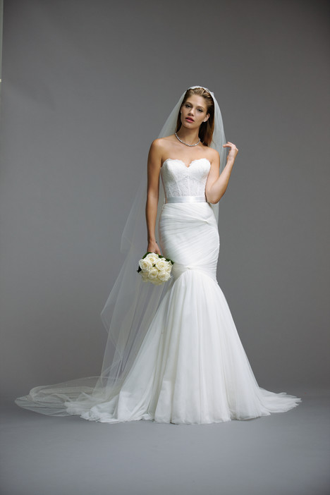 Carina Corset + Amina Skirt gown from the 2014 Watters Brides collection, as seen on dressfinder.ca