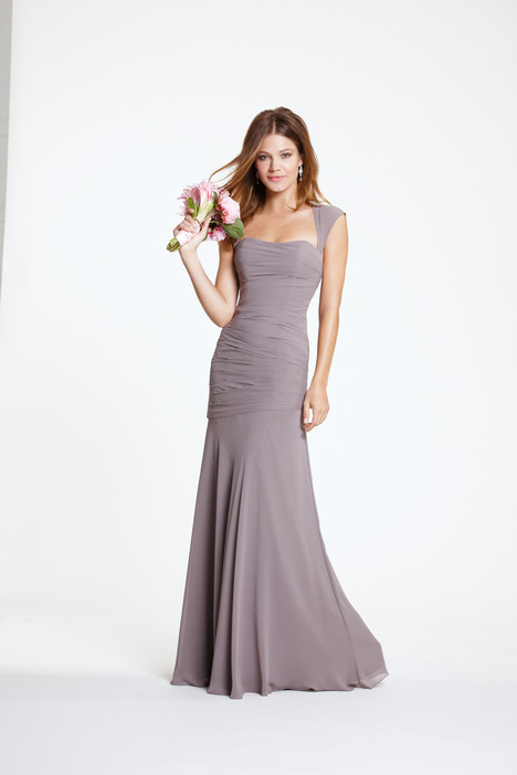Iman gown from the 2014 Watters Bridesmaids collection, as seen on dressfinder.ca