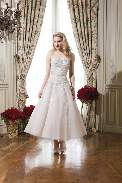 Style 8750 gown from the 2015 Justin Alexander collection, as seen on dressfinder.ca