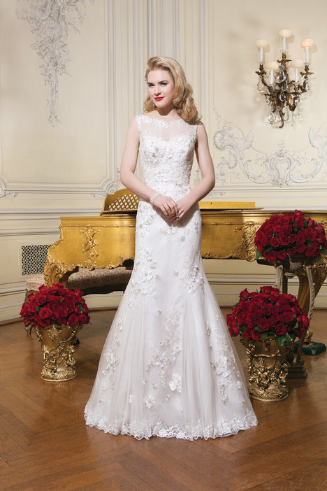 Style 8751 gown from the 2015 Justin Alexander collection, as seen on dressfinder.ca