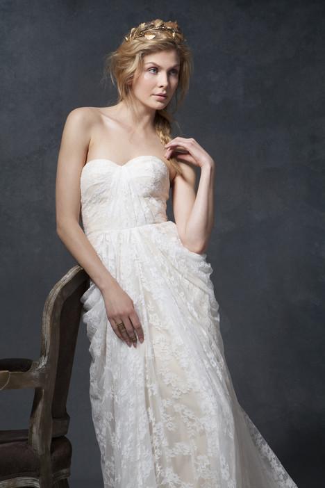 Wonderland Wedding                                          dress by Ivy & Aster