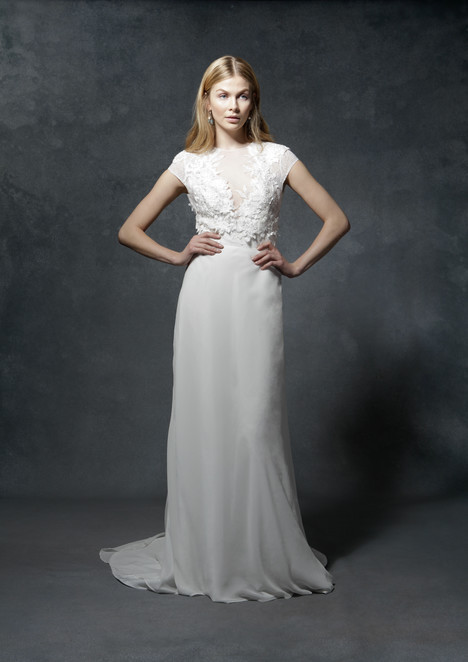 Rose Garden Wedding dress by Ivy & Aster