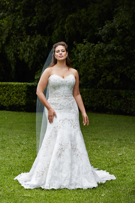 Jolene Wedding dress by Wtoo Curve