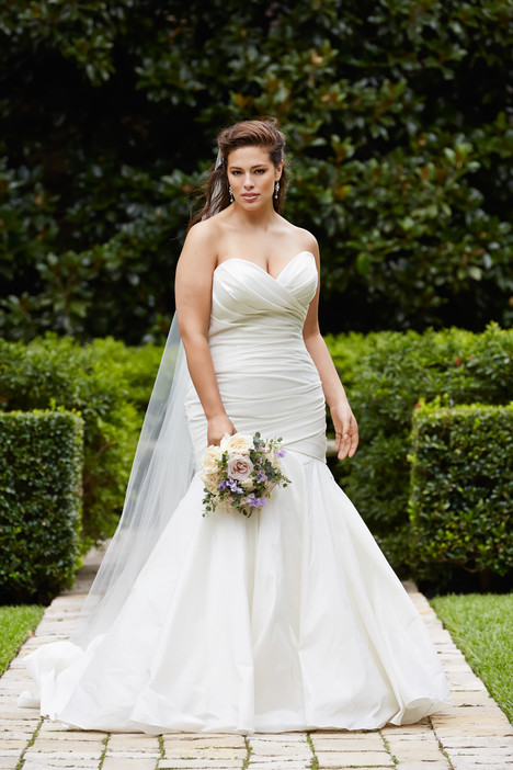 Clara Wedding dress by Wtoo Curve