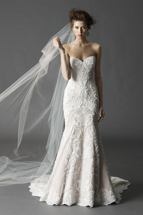 Vida gown from the 2015 Watters Brides collection, as seen on dressfinder.ca