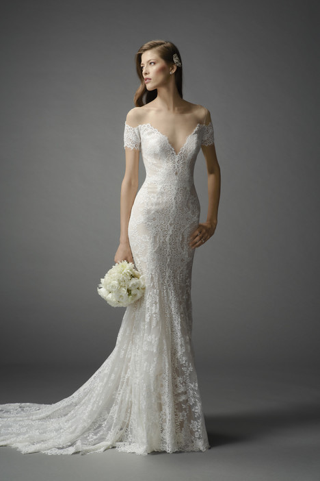 Mila Wedding dress by Watters Brides