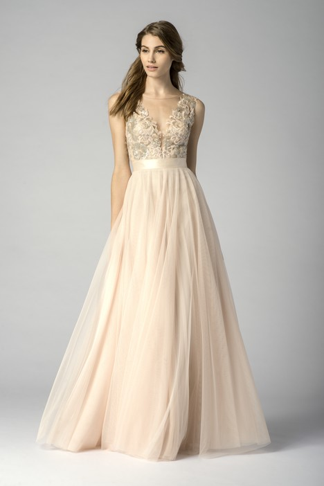 Sophia gown from the 2015 Watters Bridesmaids collection, as seen on dressfinder.ca
