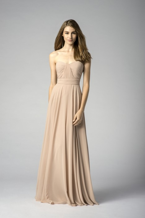 Cleo gown from the 2015 Watters Bridesmaids collection, as seen on dressfinder.ca