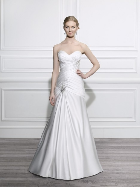 T645 gown from the 2014 Moonlight : Tango collection, as seen on dressfinder.ca