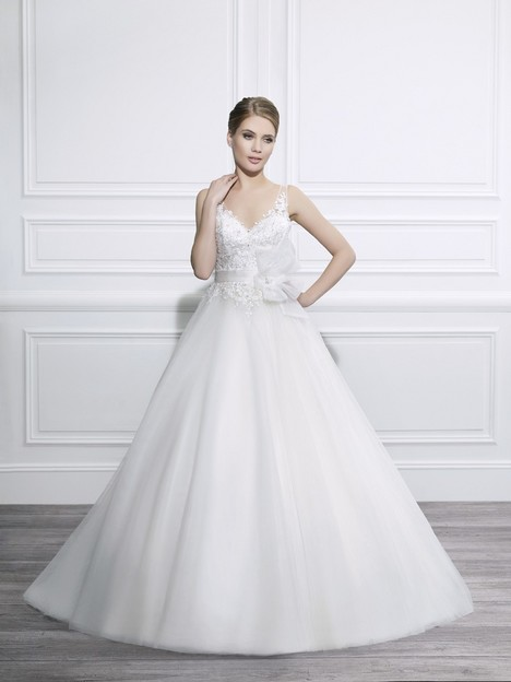 T655 gown from the 2014 Moonlight : Tango collection, as seen on dressfinder.ca