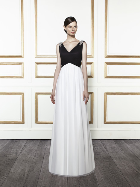 T675 (black) gown from the 2015 Moonlight : Tango collection, as seen on dressfinder.ca