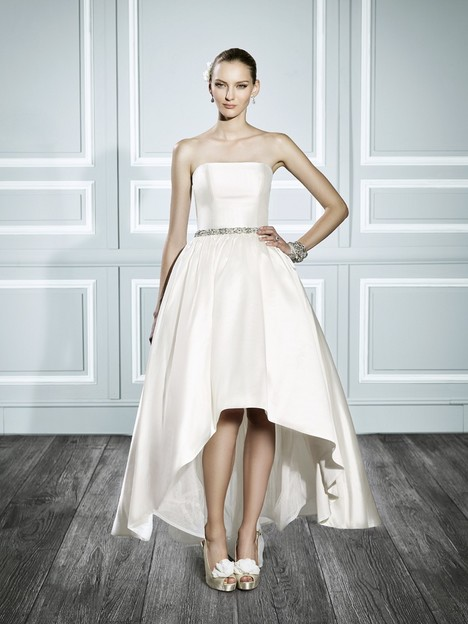 T703 gown from the 2015 Moonlight : Tango collection, as seen on dressfinder.ca