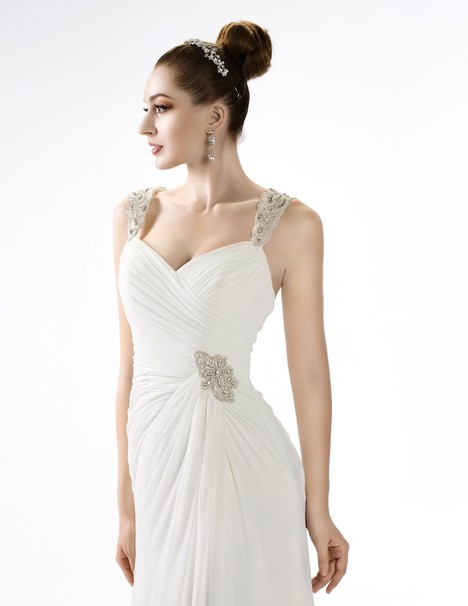 PA9198 gown from the 2015 Venus Bridal: Pallas Athena collection, as seen on dressfinder.ca