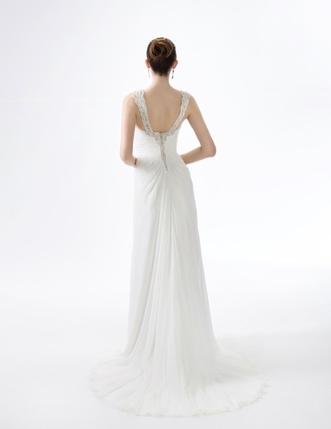 PA9198 (back) gown from the 2015 Venus Bridal: Pallas Athena collection, as seen on dressfinder.ca