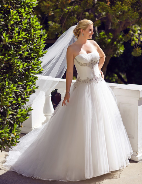 VW8689 Wedding                                          dress by Venus Woman