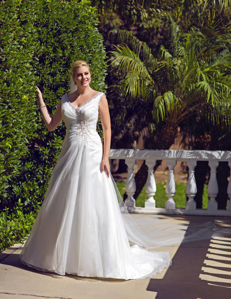 VW8695 Wedding                                          dress by Venus Woman