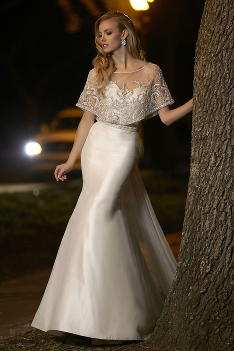 90242 gown from the 2015 Simone Carvalli collection, as seen on dressfinder.ca