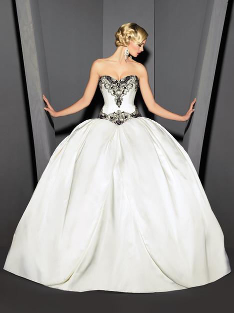VHC270 Wedding dress by Victor Harper : Couture