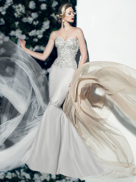 VHC286 Wedding                                          dress by Victor Harper : Couture