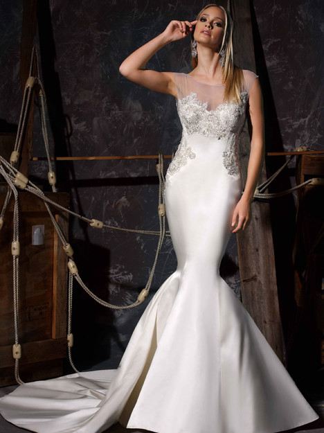 VHC304A Wedding                                          dress by Victor Harper : Couture