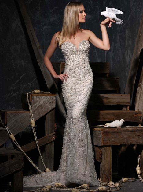 VHC310 Wedding                                          dress by Victor Harper : Couture