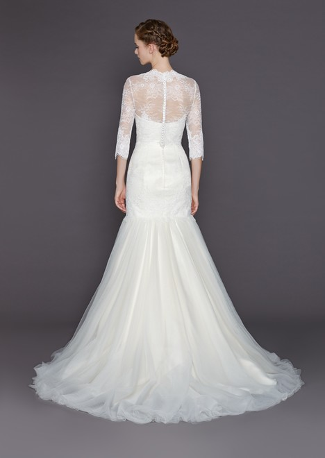 Marylou (back) gown from the 2015 Winnie Couture : Blush collection, as seen on dressfinder.ca