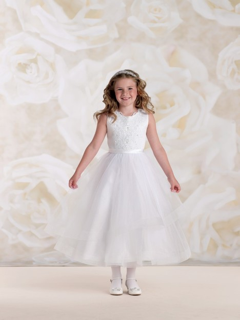 214376 Flower Girl                                      dress by Joan Calabrese