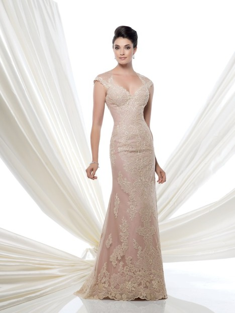 115D71 (rose) Mother of the Bride                              dress by Montage : Ivonne D Collection