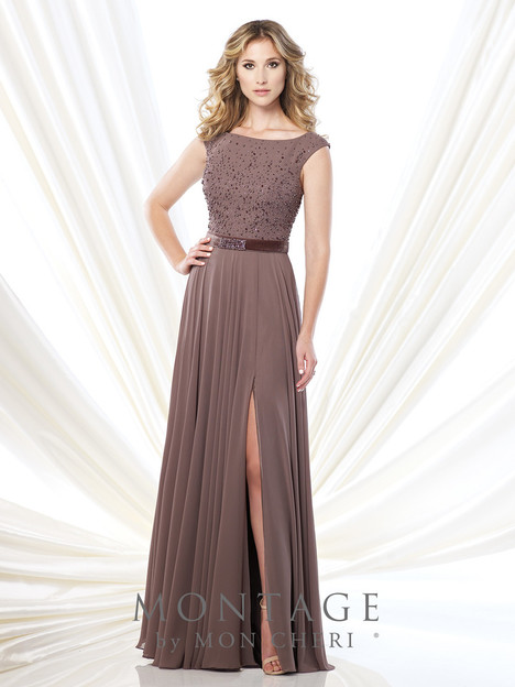 215903 (mink) Mother of the Bride                              dress by Montage : Ivonne D Collection