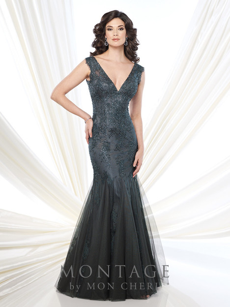 215905 (smoke) Mother of the Bride                              dress by Montage : Ivonne D Collection