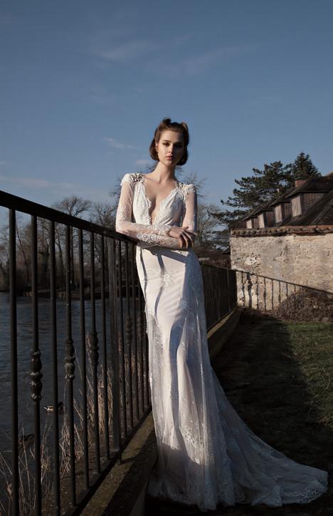 BR-13-27 Wedding dress by Inbal Dror